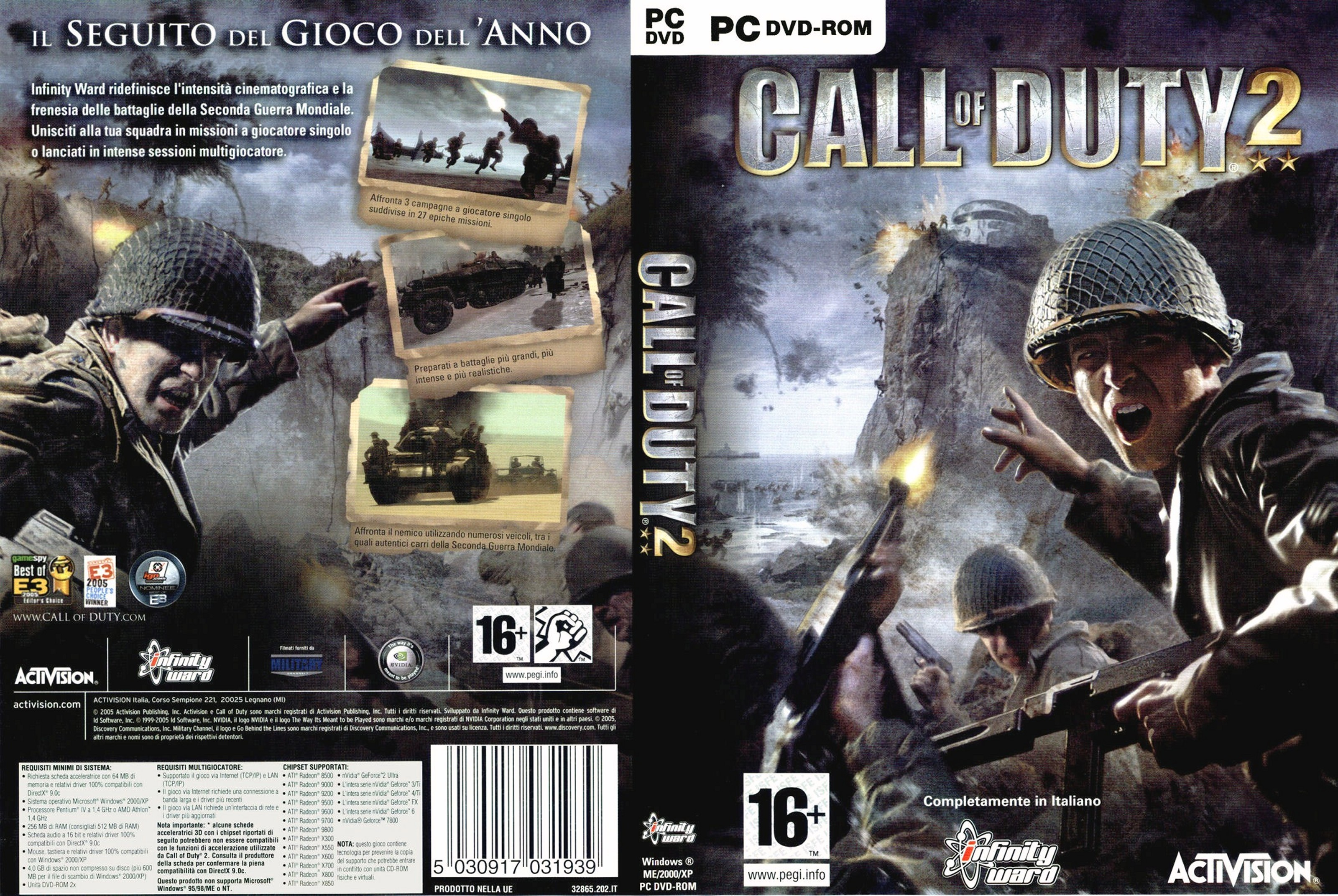 Game DVD Covers.